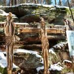 Houver-Gerard-Chemin-de-liberte-sculptures